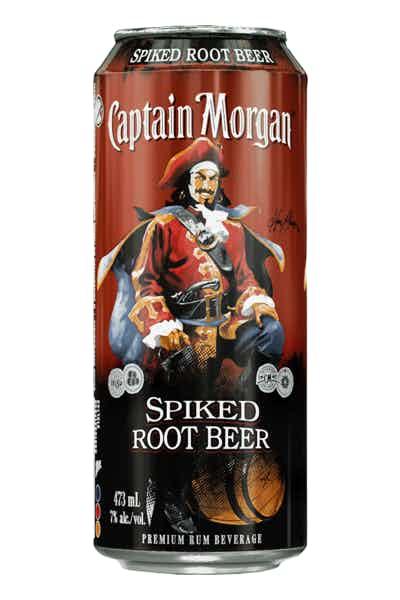 Captain Morgan Spiked Root Beer