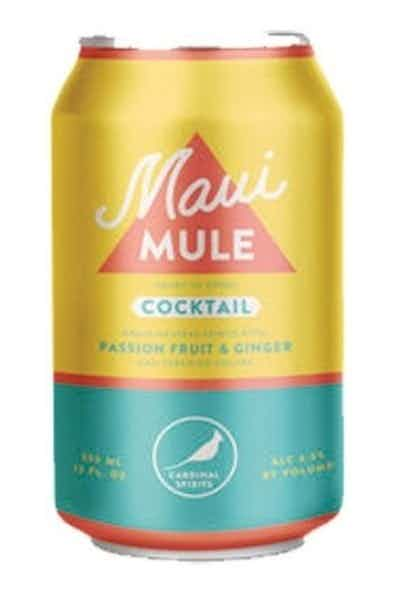 Cardinal Spirits Maui Mule