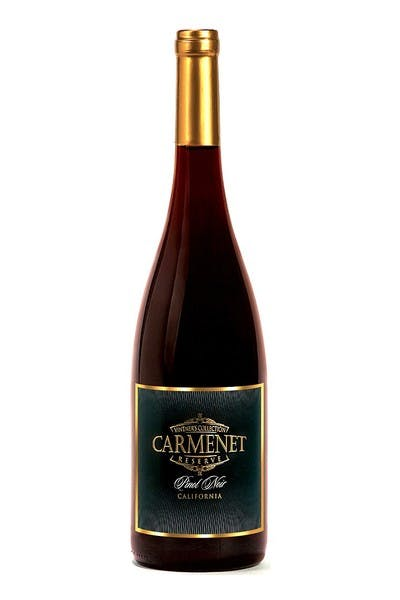Carmenet Res Collection Pinot Noir 2012