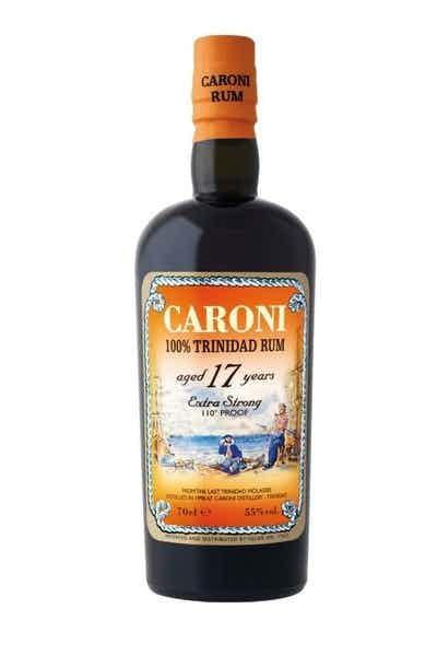 Caroni 17 Year Rum