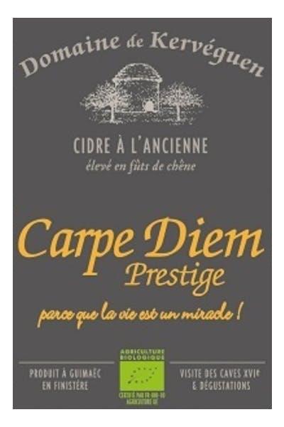 Carpe Diem Prestige Cidre A L'ancienne