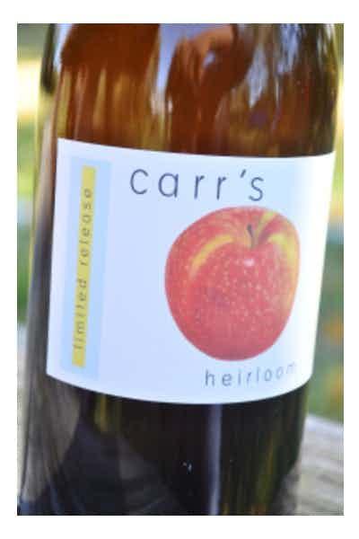 Carr's Cider House Cider Black (Black Currant)