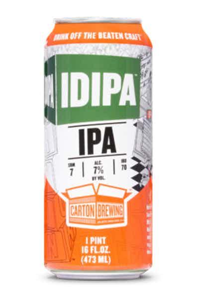 Carton Brewing IDIPA Double IPA