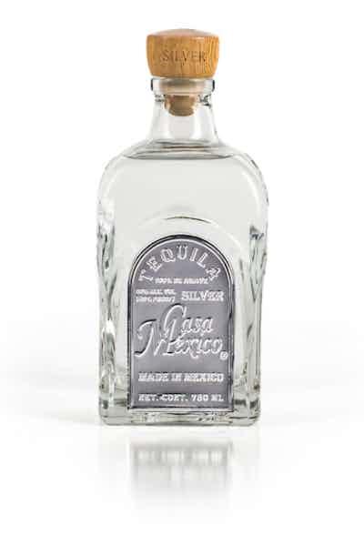 Casa Mexico Silver