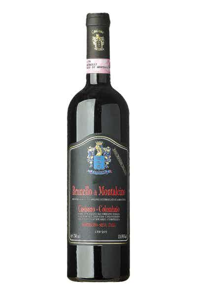 Casisano Colombaio Brunello 2003