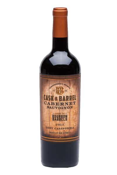 Cask & Barrel Bourbon Cabernet Sauvignon