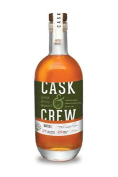 Cask & Crew Ginger Spice Whiskey