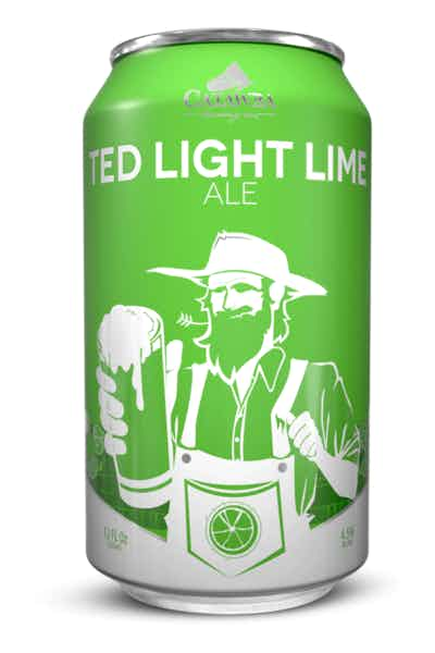 Catawba Brewing Ted Light Lime Ale