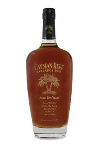Cayman Reef 5 Year Old Rum - BevMo! Private Collection