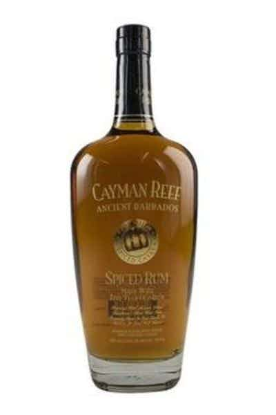 Cayman Reef Spiced 5 Year Old Rum