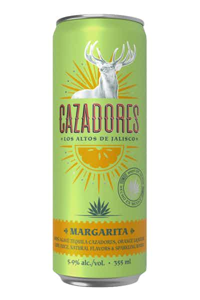 Cazadores Margarita Canned Cocktail
