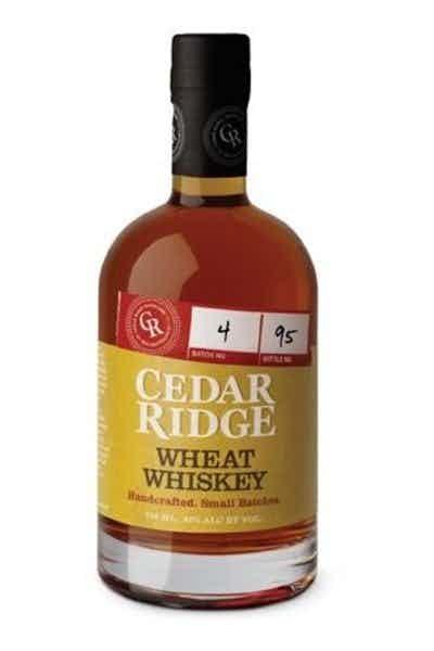Cedar Ridge Whiskey Wheat
