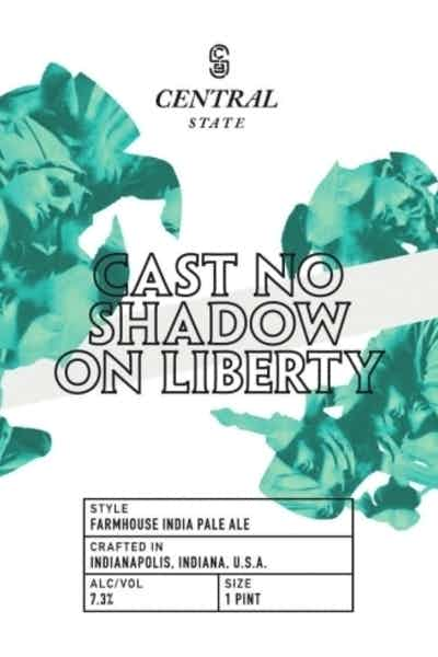 Central State Cast No Shadow On Liberty Farmhouse IPA