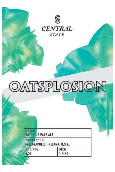 Central State Oatsplosion IPA