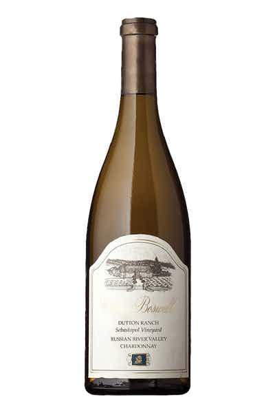 Ch Boswell Chardonnay Dutton Ranch Rrv