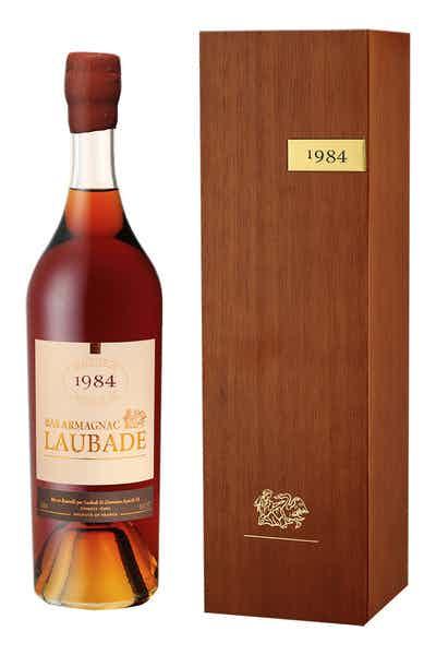 Ch De Laubade Armagnac 1984