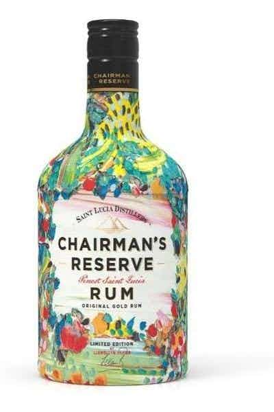 Chairman's Reserve Rum Llewelyn Xavier Limited Edition