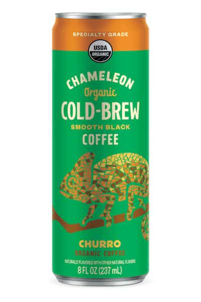 Chameleon Cold-Brew Churro Smooth Black Coffee