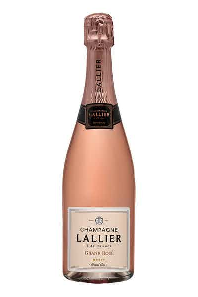 Champagne Lallier Grand Rose