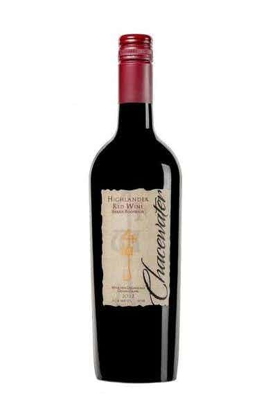 Chacewater Highlander Red Blend