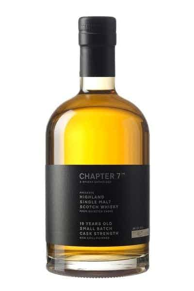 Chapter 7 Single Malt 19 Year