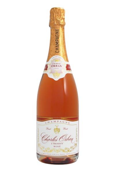 Charles Orban Rose Champagne