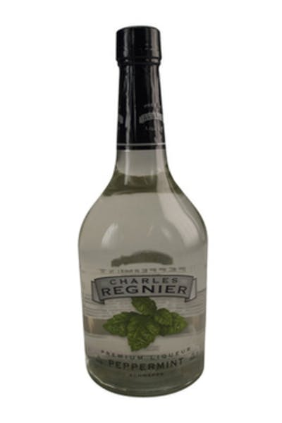Charles Regnier Peppermint Schnapps