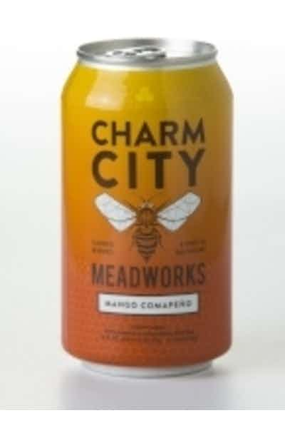 Charm City Meadworks Mango Comapeno