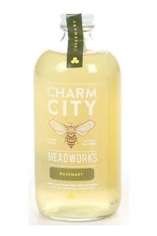 Charm City Meadworks Rosemary