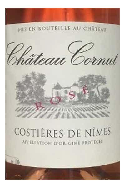 Chateau Cornut Costieres de Nimes Rosé