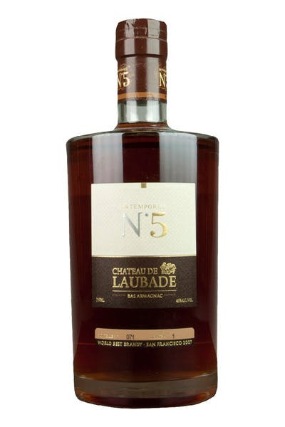 Chateau De Laubade Intemporel N5 Armagnac