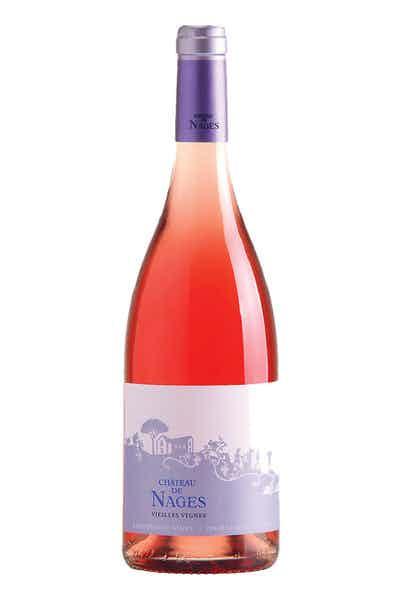 Chateau De Nages Nimes Rosé Vieille Vignes
