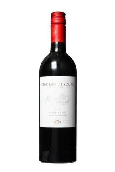 Chateau de Sours Rouge Bordeaux