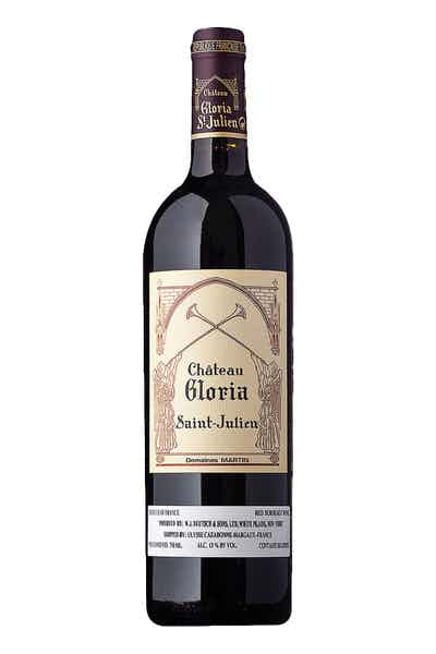 Chateau Gloria St Julien 2010