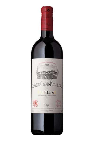 Chateau Grand Puy Lacoste Pauillac 2000