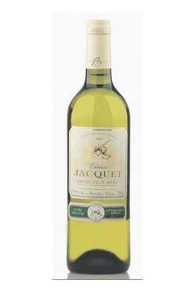 Chateau Jacquet Bordeaux Blanc
