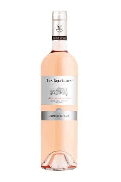 Chateau Kefraya Les Breteches Rose