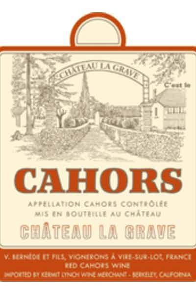 Chateau La Grave Cahors