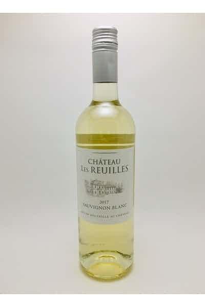Chateau Les Reuilles Bordeaux Blanc