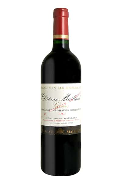 Chateau Maillard Graves Rouge