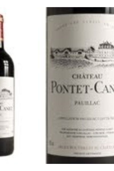 Chateau Pontet-Canet Red Bordeaux Blend