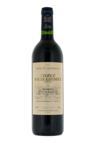 Chateau Rauze Lafargue Premieres Cotes De Bordeaux