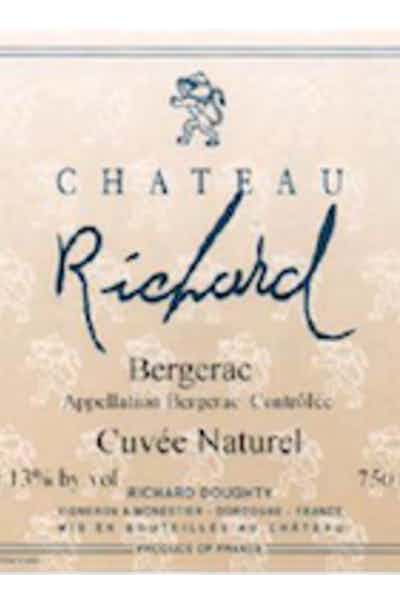 Chateau Richard Cuvee Naturel Red
