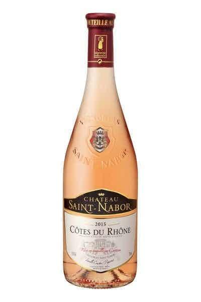 Chateau Saint Nabor Cotes du Rhone Rosé