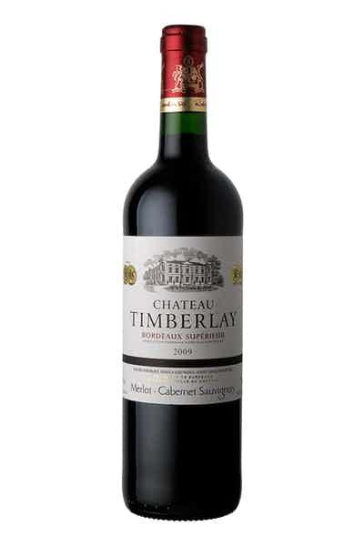 Chateau Timberlay Bordeaux Superieur Rouge