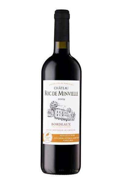Chateaux Roc de Minvielle Bordeaux Blanc