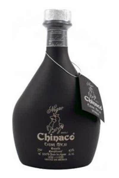 Chinaco Negro Extra Añejo Tequila