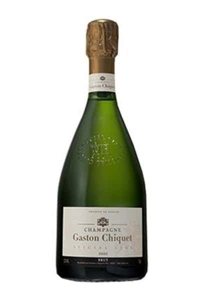 Chiquet Gaston Brut Champagne Special Club 2008