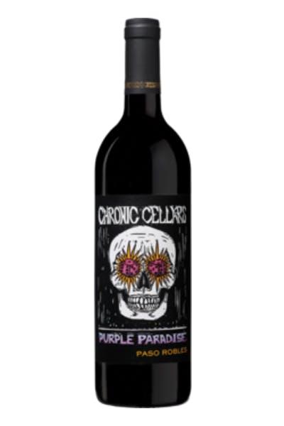 Chronic Cellars Purple Paradise Sonoma Red Wine