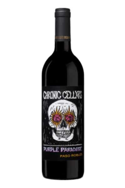 Chronic Cellars Purple Paradise Sonoma Red Wine